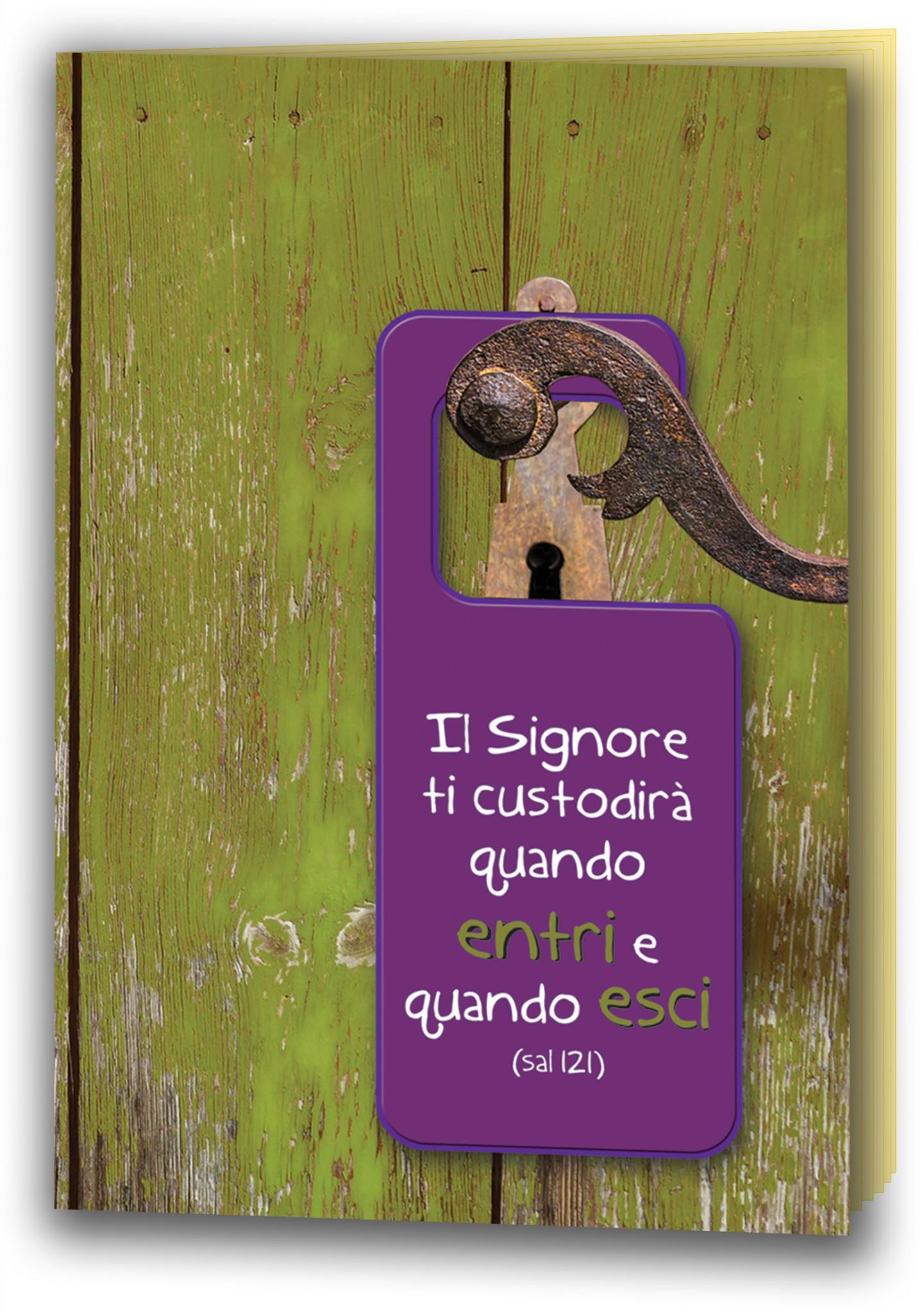 Quaderno per la preghiera il signore ti custodir - Stampabile la preghiera del signore ...